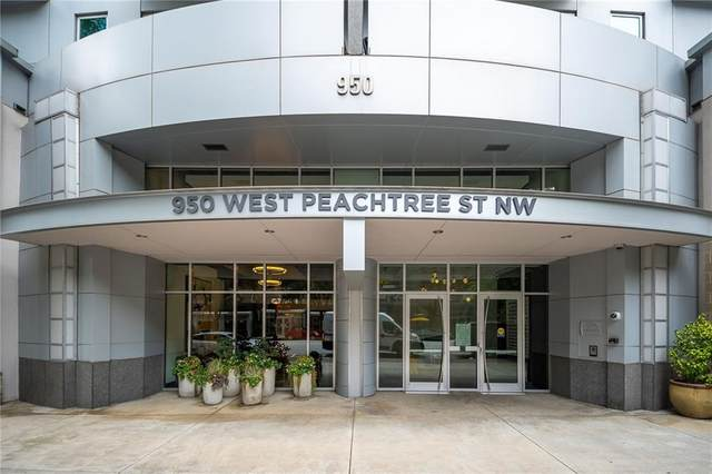 950 Peachtree Street #804, Atlanta, GA 30309 (MLS #6766045) :: Oliver & Associates Realty