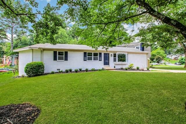 1196 Mountain View Drive NE, Marietta, GA 30062 (MLS #6766047) :: RE/MAX Paramount Properties