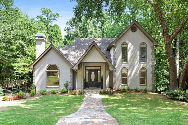 130 Tamarisk Drive, Atlanta, GA 30342 (MLS #6766048) :: Vicki Dyer Real Estate