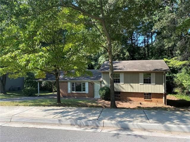 2264 Lakewood Drive NW, Kennesaw, GA 30152 (MLS #6766059) :: KELLY+CO