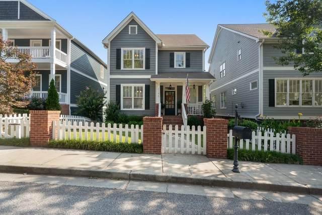 2195 Parkview Lane NW, Atlanta, GA 30318 (MLS #6766064) :: Thomas Ramon Realty