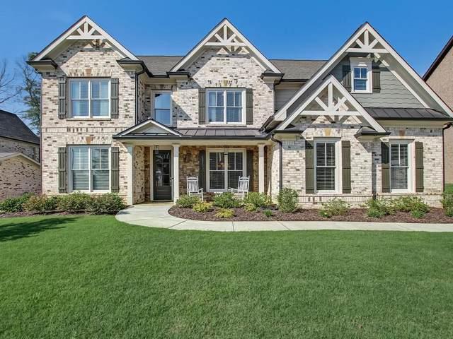 2446 Monta Vista Way, Hoschton, GA 30548 (MLS #6766072) :: Vicki Dyer Real Estate