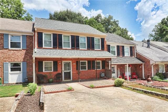 858 Baltimore Place SW, Marietta, GA 30064 (MLS #6766077) :: Kennesaw Life Real Estate