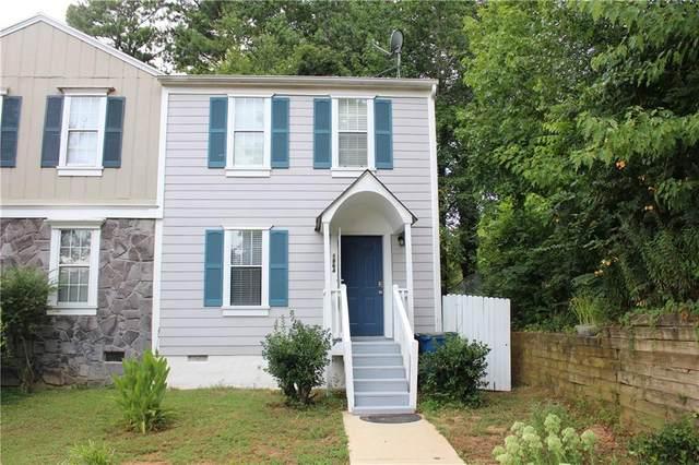1864 Grant Court NW, Kennesaw, GA 30144 (MLS #6766089) :: North Atlanta Home Team