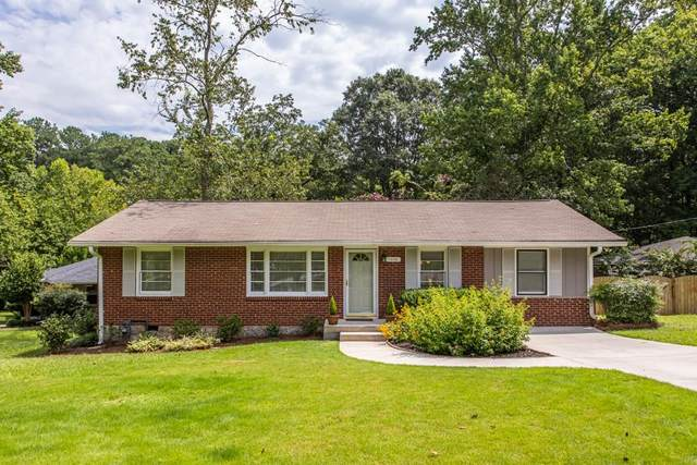 2475 Woodridge Drive, Decatur, GA 30033 (MLS #6766091) :: RE/MAX Paramount Properties