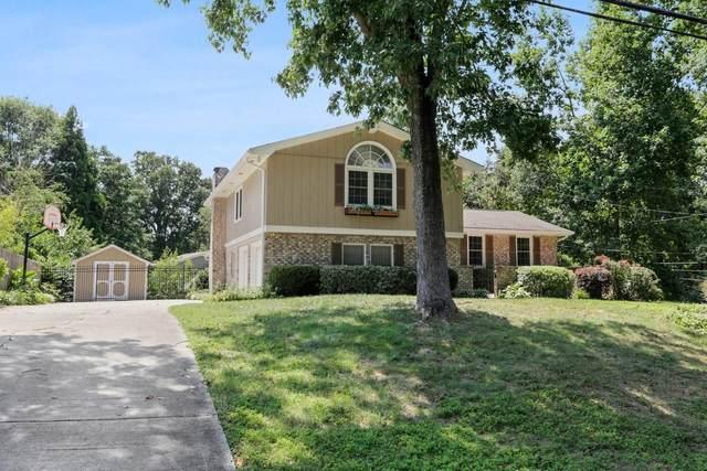 2539 Fontainebleau Drive, Atlanta, GA 30360 (MLS #6766105) :: North Atlanta Home Team