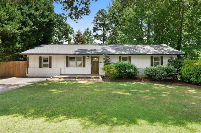 2725 Gray Road SE, Smyrna, GA 30082 (MLS #6766106) :: BHGRE Metro Brokers