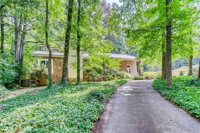 4320 Wood Creek Drive, Marietta, GA 30062 (MLS #6766122) :: RE/MAX Paramount Properties