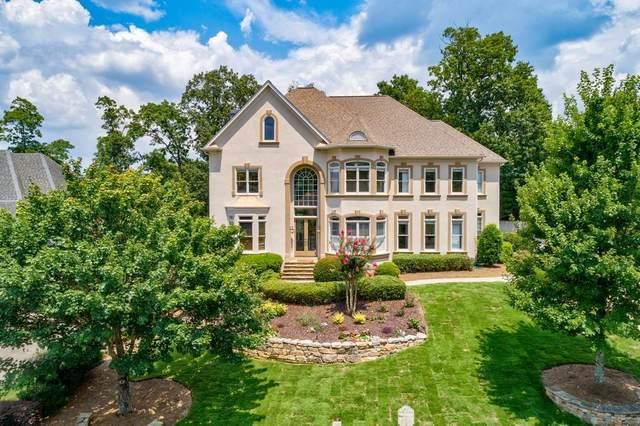 4190 Falls Ridge Drive, Johns Creek, GA 30022 (MLS #6766124) :: Oliver & Associates Realty