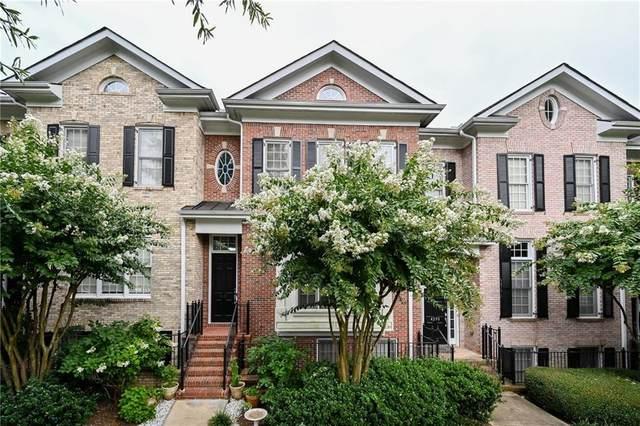 4292 Kingston Gate Cove, Atlanta, GA 30341 (MLS #6766167) :: RE/MAX Paramount Properties