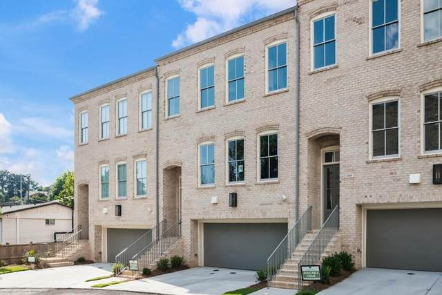 3468 Landen Pine Court NE #32, Atlanta, GA 30305 (MLS #6766173) :: RE/MAX Paramount Properties