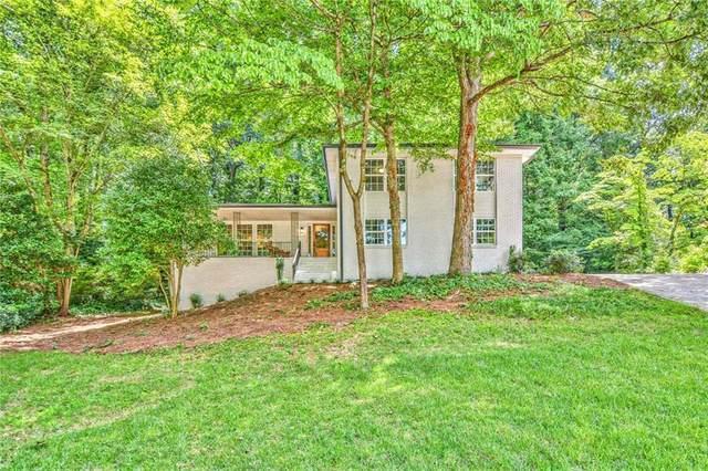 3841 Fox Glen Court NE, Brookhaven, GA 30319 (MLS #6766181) :: Oliver & Associates Realty