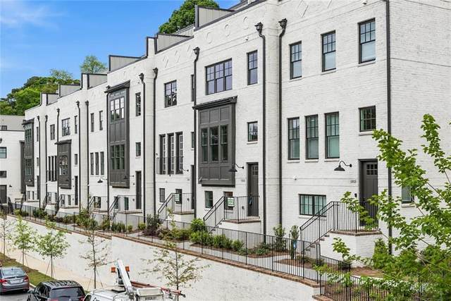 1801 Huntington Hills Lane NW #6, Atlanta, GA 30309 (MLS #6766183) :: RE/MAX Paramount Properties