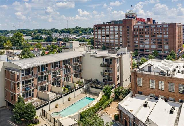 660 Glen Iris Drive NE #405, Atlanta, GA 30308 (MLS #6766194) :: Thomas Ramon Realty