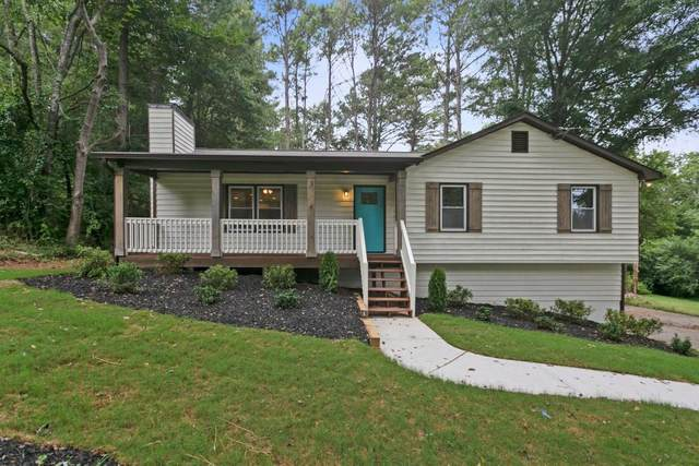 2976 Mike Drive SW, Marietta, GA 30064 (MLS #6766225) :: Thomas Ramon Realty