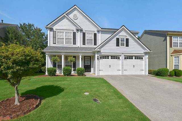 566 Lullingstone Drive SE, Marietta, GA 30067 (MLS #6766250) :: The Cowan Connection Team