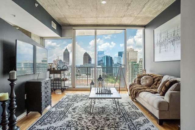 860 Peachtree Street NE #1811, Atlanta, GA 30308 (MLS #6766296) :: RE/MAX Paramount Properties
