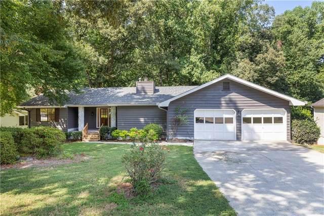 1155 Pinehurst Trail, Grayson, GA 30017 (MLS #6766340) :: North Atlanta Home Team