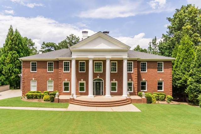 275 Plantation Way, Roswell, GA 30075 (MLS #6766390) :: The Cowan Connection Team