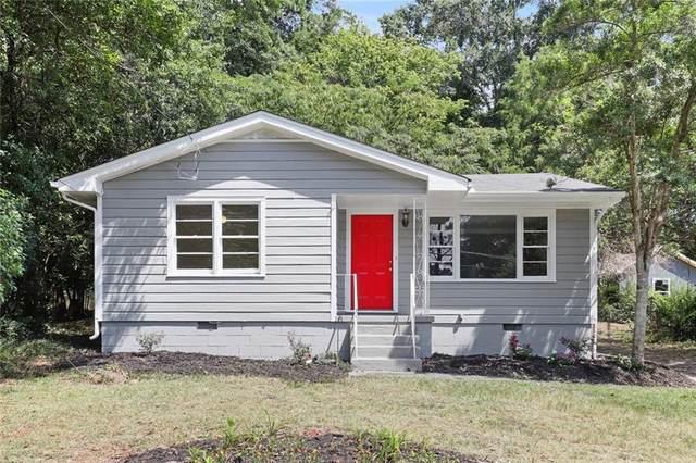 661 Tom Read Drive, Marietta, GA 30062 (MLS #6766409) :: BHGRE Metro Brokers
