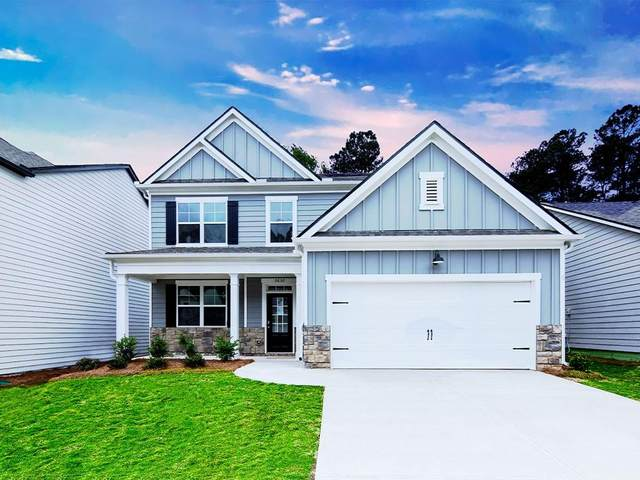46 Oakhurst Glen, Fairburn, GA 30213 (MLS #6766446) :: BHGRE Metro Brokers