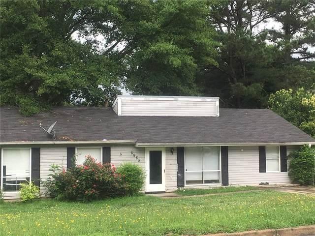 6985 Winkfield Place, Atlanta, GA 30349 (MLS #6766467) :: The Heyl Group at Keller Williams