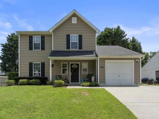 3829 Rivers Run Trace NW, Acworth, GA 30101 (MLS #6766480) :: Kennesaw Life Real Estate