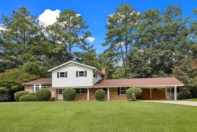 2592 Evergreen Trail SE, Smyrna, GA 30082 (MLS #6766481) :: BHGRE Metro Brokers