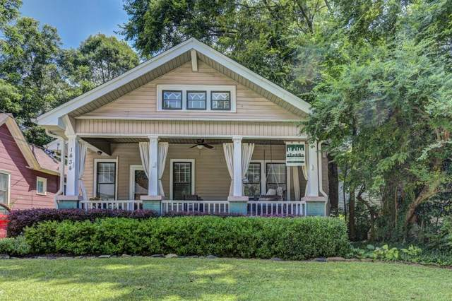 1434 Athens Avenue SW, Atlanta, GA 30310 (MLS #6766492) :: Kennesaw Life Real Estate