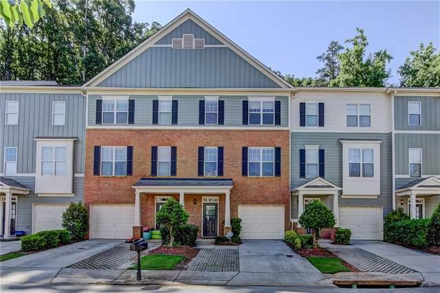 1754 Oakbrook Lane NW, Kennesaw, GA 30152 (MLS #6766519) :: Kennesaw Life Real Estate