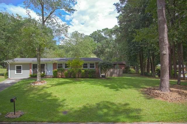989 Greenbriar Circle, Decatur, GA 30033 (MLS #6766522) :: Thomas Ramon Realty