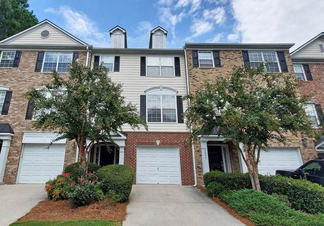 3523 Chattahoochee Summit Lane SE, Atlanta, GA 30339 (MLS #6766530) :: The Cowan Connection Team