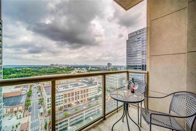 270 17th Street NW #1806, Atlanta, GA 30363 (MLS #6766534) :: Dillard and Company Realty Group