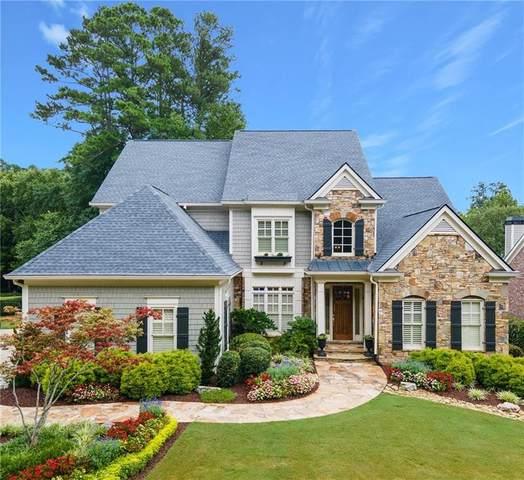 2447 NW Kirk Lane, Kennesaw, GA 30152 (MLS #6766541) :: North Atlanta Home Team