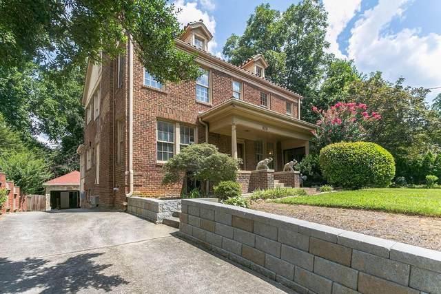 626 E Morningside Drive NE, Atlanta, GA 30324 (MLS #6766552) :: RE/MAX Paramount Properties