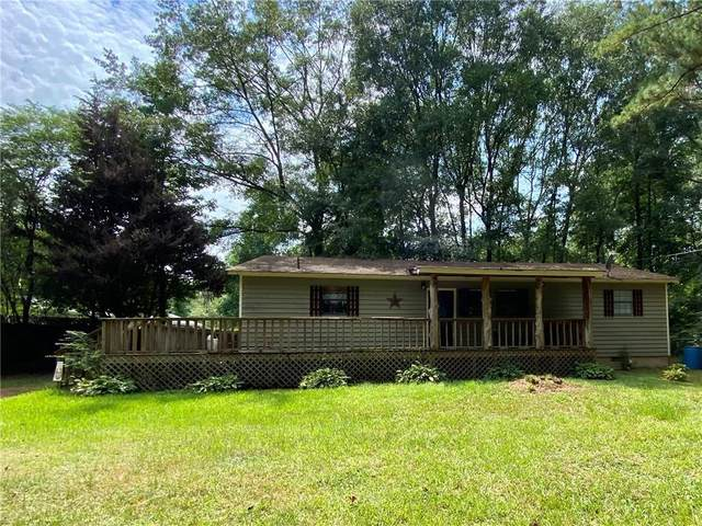 420 Bohannon Road, Grantville, GA 30220 (MLS #6766562) :: North Atlanta Home Team