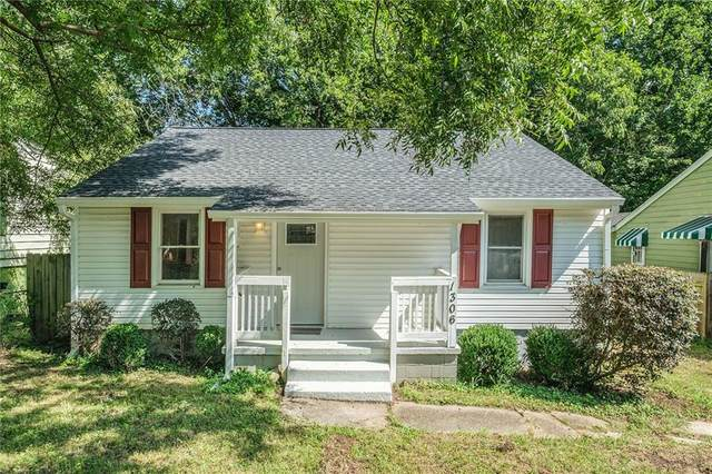 1306 Wylie Street SE, Atlanta, GA 30317 (MLS #6766571) :: Keller Williams Realty Cityside