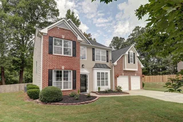 3073 Hallman Circle SW, Marietta, GA 30064 (MLS #6766574) :: Thomas Ramon Realty
