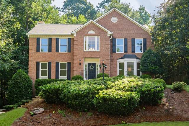 3505 Waters Cove Way, Alpharetta, GA 30022 (MLS #6766575) :: The Butler/Swayne Team