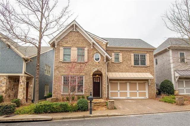 4510 Gateway Court SE, Smyrna, GA 30080 (MLS #6766584) :: BHGRE Metro Brokers