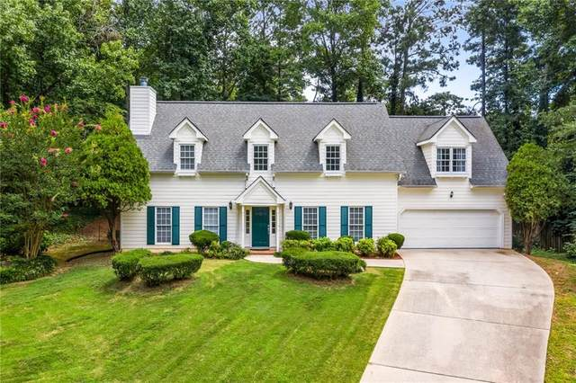 1075 Heathcliff Lane SE, Marietta, GA 30067 (MLS #6766658) :: The Cowan Connection Team