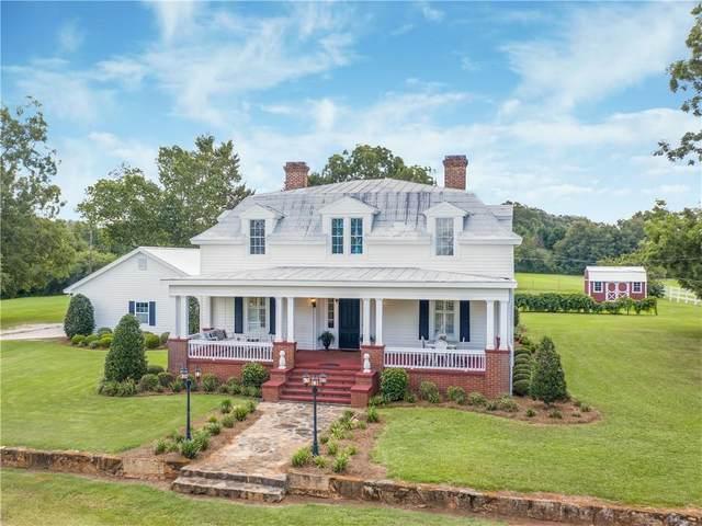 1027 Johnstonville Road, Barnesville, GA 30204 (MLS #6766730) :: The Butler/Swayne Team