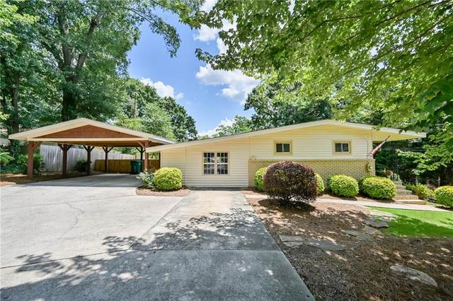 3659 Ashwood Drive SE, Smyrna, GA 30080 (MLS #6766783) :: Path & Post Real Estate