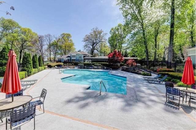 1307 Summit North Drive NE, Atlanta, GA 30324 (MLS #6766800) :: Good Living Real Estate