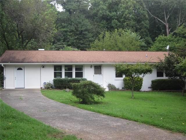 1921 E Lake Drive, Marietta, GA 30066 (MLS #6766805) :: BHGRE Metro Brokers