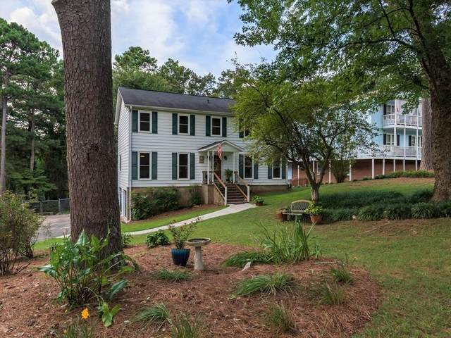 714 Pine Chase Court, Lawrenceville, GA 30043 (MLS #6766819) :: The Heyl Group at Keller Williams