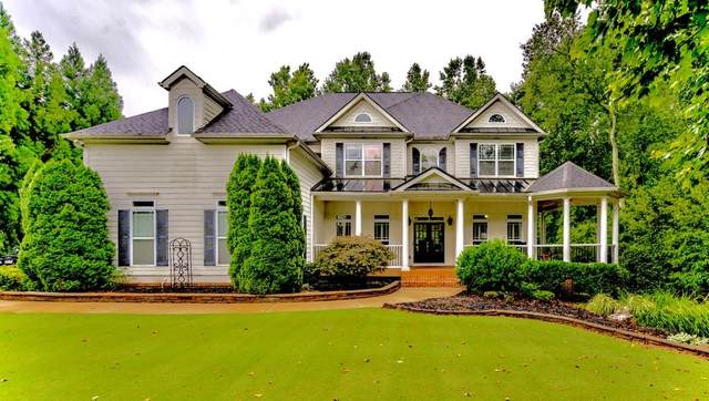339 Evie Ln Lane, Canton, GA 30115 (MLS #6766856) :: North Atlanta Home Team