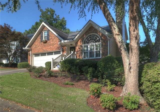 922 Bridgegate Drive NE, Marietta, GA 30068 (MLS #6766893) :: Path & Post Real Estate
