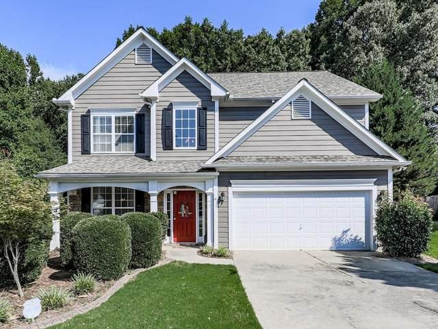 706 Mill Creek Cove, Canton, GA 30115 (MLS #6766894) :: North Atlanta Home Team