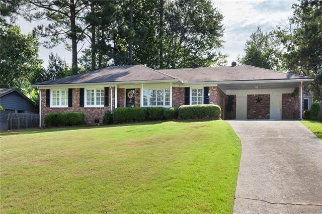755 Monticello Way SE, Marietta, GA 30067 (MLS #6766969) :: Kennesaw Life Real Estate